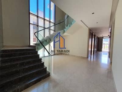 7 Bedroom Villa for Rent in Saadiyat Island, Abu Dhabi - Spacious Seven Bedroom Villa W/Private Swimming Pool