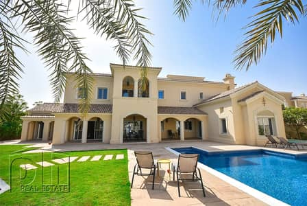 Polo View - Huge Private Pool - 10000sqft BUA