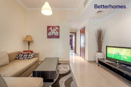شقة 1 غرفة نوم للبيع في دبي مارينا، دبي - Unfurnished |Vacant | Negotiable |Low Floor