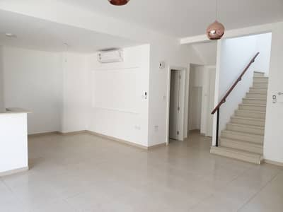 3 Bedroom Townhouse for Rent in Town Square, Dubai - Type 1 Single Row - 3 Bedroom + Maid Room Townhouse