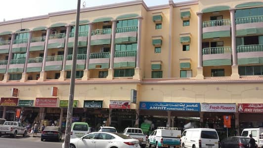 Direct Spacious 2 Bed room hall flat in Salem Sheikh Building in Satwa