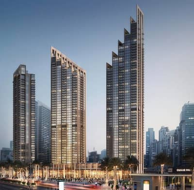 1 Bedroom Apartment for Sale in Downtown Dubai, Dubai - Completion July 2020 - 5 -Post handover - 2% DLD waiver - 2-year  fee Waiver