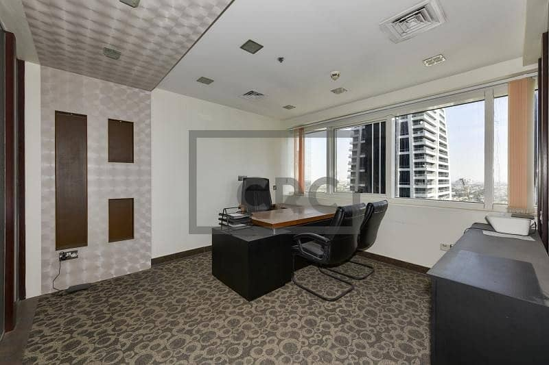 Fully Fitted | Furnished | HDS Tower | JLT