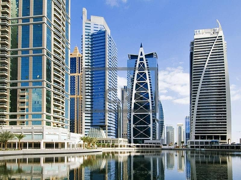 2 Fully Fitted | Furnished | HDS Tower | JLT