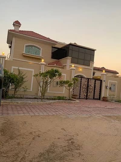 5 Bedroom Townhouse for Sale in Musherief, Ajman - Luxury local villa for sale in Ajman city  Muhsairif Area