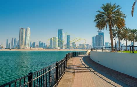 Plot for Sale in Al Mamzar, Dubai - Free hold residential villa plot for Sale- Al Mamzar