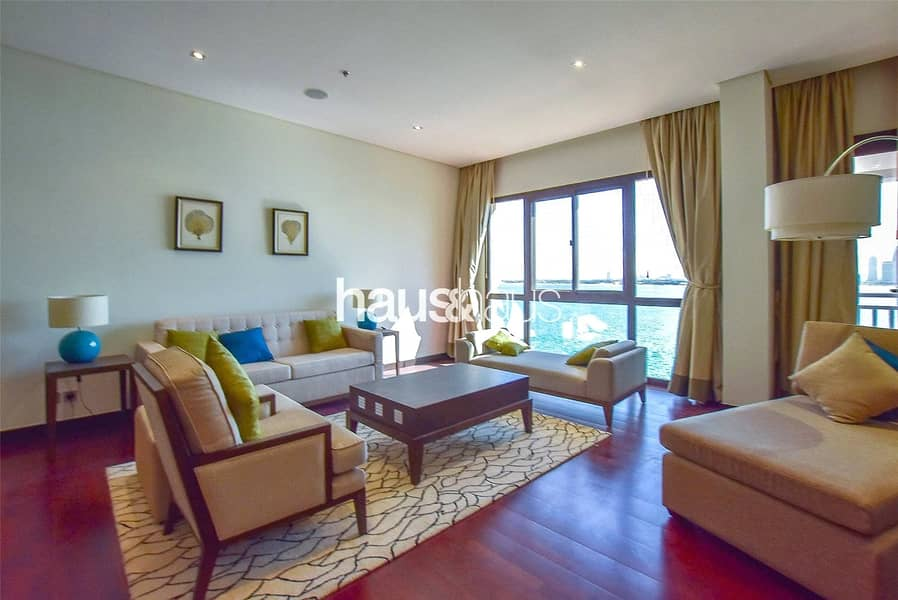 Available   Penthouse Level   Largest Palm One Bed