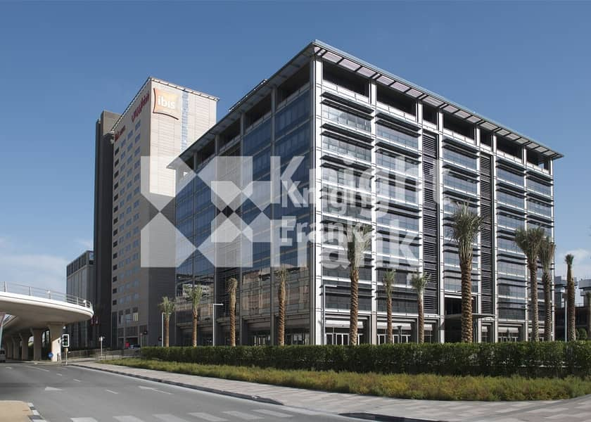 One Central Commercial Offices to Lease