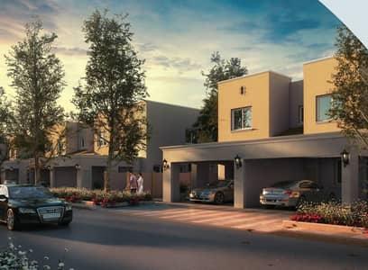 4 Bedroom Townhouse for Sale in Dubailand, Dubai - Corner Townhouse | Handover in August 2020