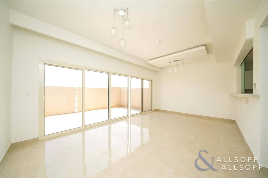Three Bedrooms | Middle Unit | Brand New