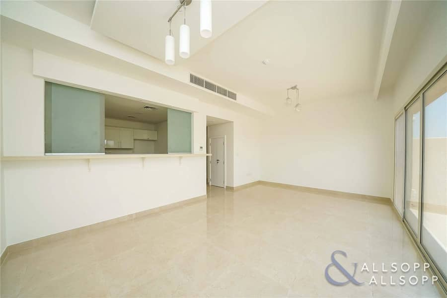 2 Three Bedrooms | Middle Unit | Brand New