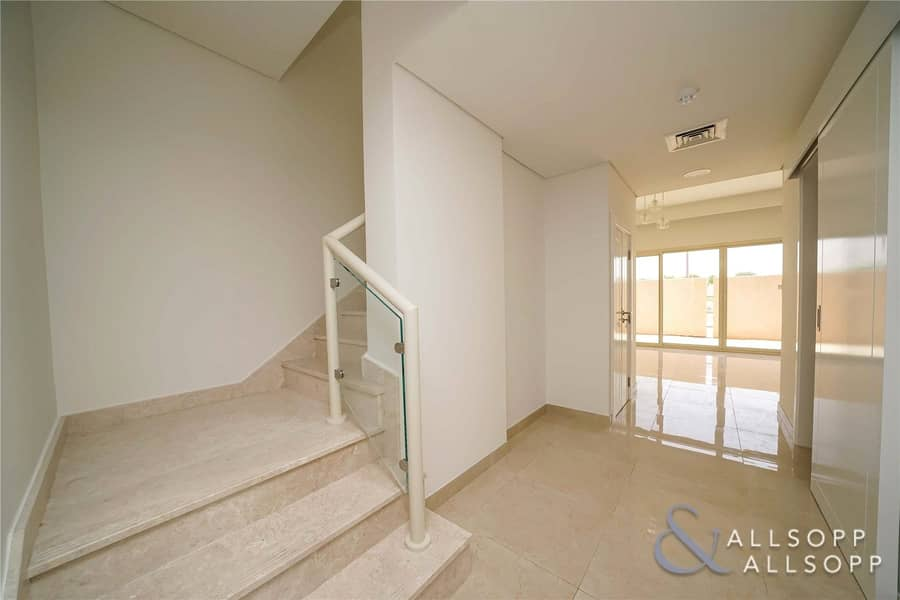 9 Three Bedrooms | Middle Unit | Brand New