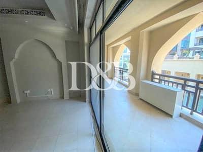 2 Bedroom Apartment for Rent in Old Town, Dubai - Bright | Quiet | Burj Khalifa View | 1518 sq.ft.