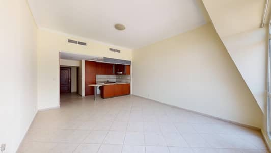Studio for Rent in Mirdif, Dubai - Kitchen appliances | Close to Mirdif Park | Rent online