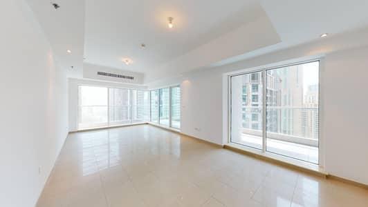 شقة 3 غرف نوم للايجار في دبي مارينا، دبي - Chiller free   Formal living & dining   Rent online