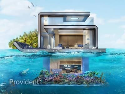 فیلا 2 غرفة نوم للبيع في جزر العالم، دبي - 10% 10-Year Guaranteed Return | Bentley Edition