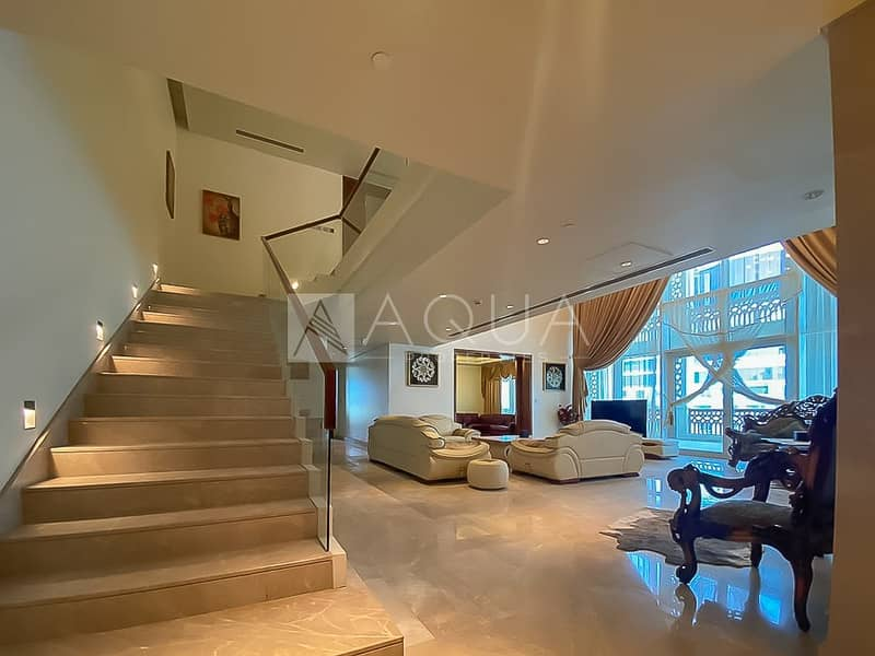 Fully Furnished Penthouse | Immaculate Unit