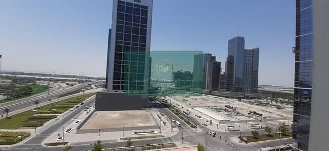 شقة 2 غرفة نوم للايجار في كابيتال سنتر، أبوظبي - Biggest Balcony! 2 Beds with Luxury Finishing