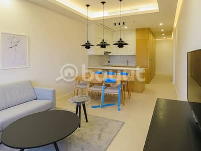 شقة 2 غرفة نوم للايجار في نخلة جميرا، دبي - شقة في مساكن أنانتارا نخلة جميرا 2 غرف 140000 درهم - 4686240