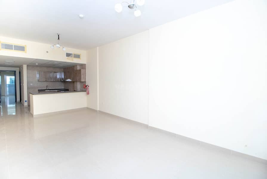 2 1bhk with 2 balconies for rent in JVC