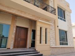 BRAND NEW VILLA FOR RENT IN AL NEKHAILAT   SHARJAH  ( 100K)