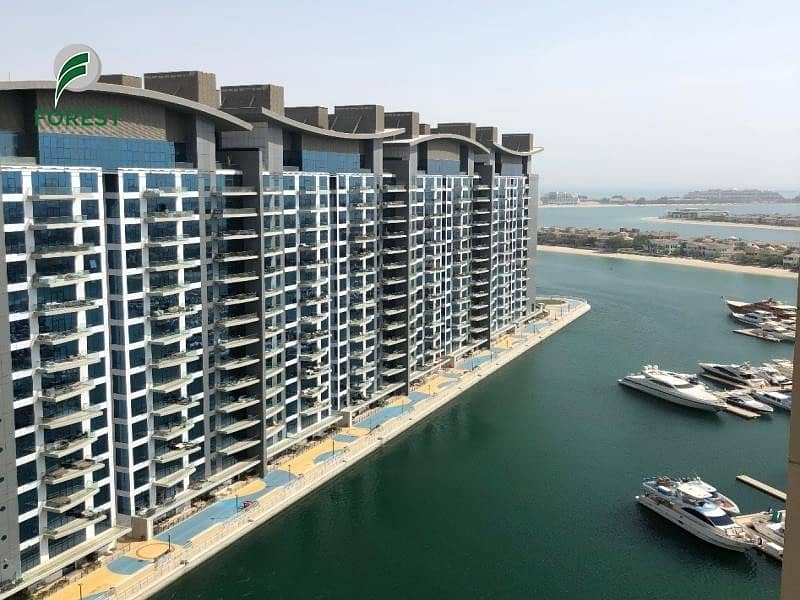 2 Luxury Furnished | 4BR + M Penthouse | Pool View