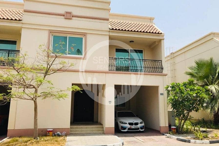 2 BR Villa in Seashore Villas for Sale!