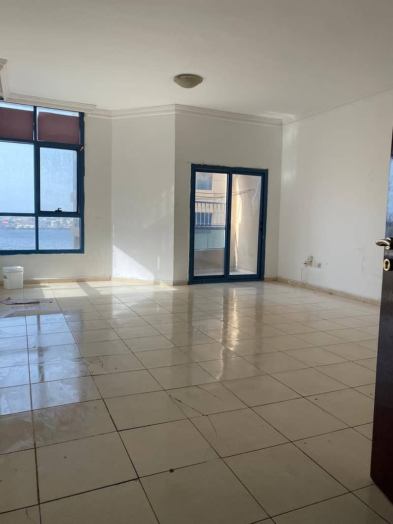 2BHK APARTMENT WITH MAID ROOM FOR SALE IN AL KHOR TOWER AJMAN FOR SALE-/ 275k. . .