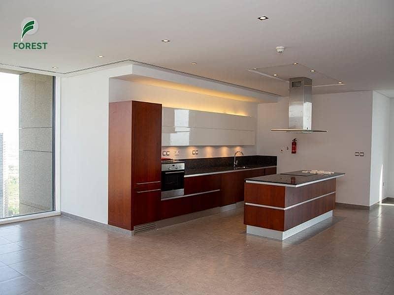 2 Elegant Design | Community View | High Floor