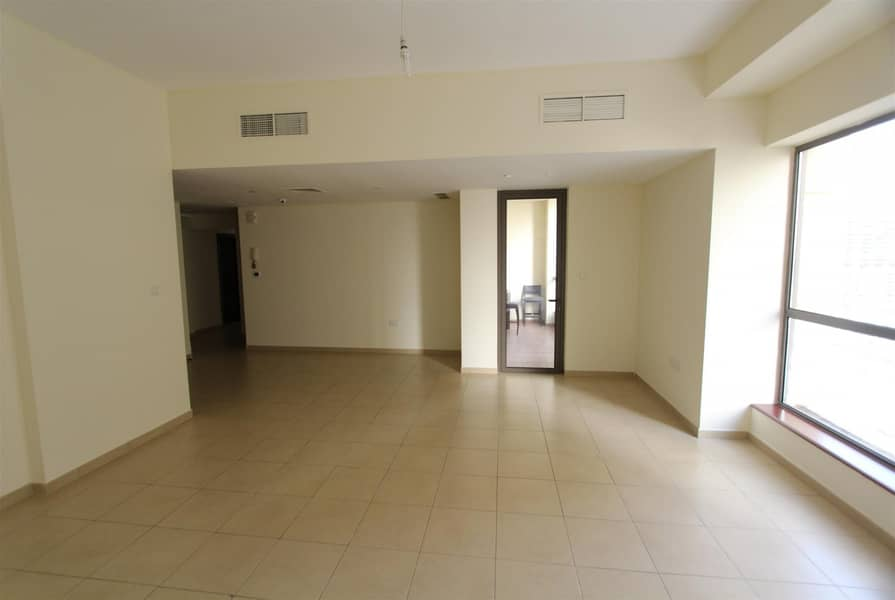 2 2BR Unfurnished | Middle Floor | Marina View