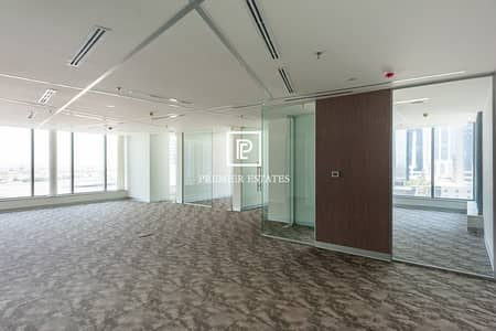 Office for Rent in Business Bay, Dubai - Superb and Spacious Office in Bayswater