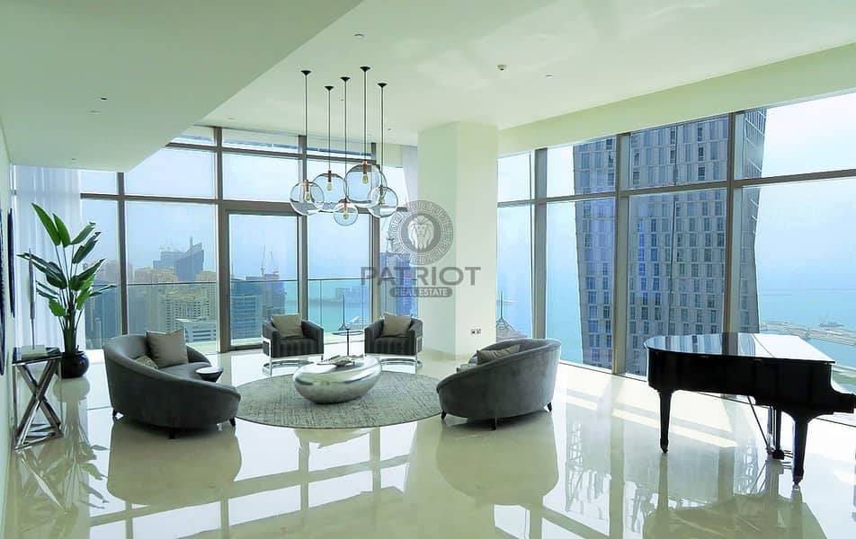 2 Amazing Views  Half Floor Penthouse Ready To Move In