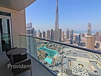شقة 3 غرف نوم للايجار في وسط مدينة دبي، دبي - Brand New | Furnished and Serviced | Negotiable