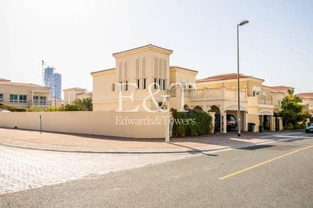 2 Bedroom Villa for Sale in Jumeirah Village Circle (JVC), Dubai - 2BR Corner Villa with Large Garden | JVC