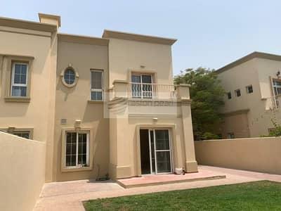 فیلا 3 غرف نوم للايجار في الينابيع، دبي - New Listing| Vacant | Close to Pool & Park Type 3E