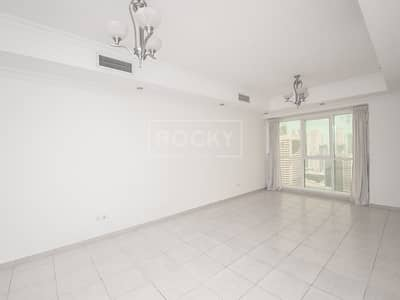 3 Bedroom Flat for Rent in Jumeirah Lake Towers (JLT), Dubai - 3-Bed | Road View | Palladium Tower