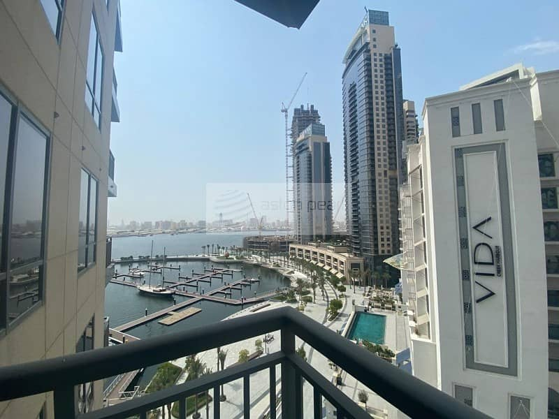 2 Creek & BLVD View | 1 BR Furnished | South Tower 1