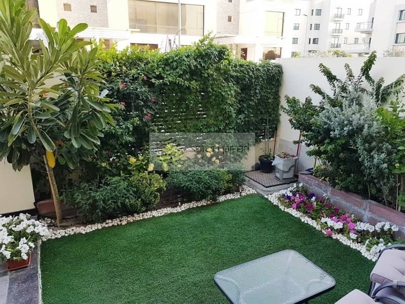2 Brand New| 4-Beds+Maid's Townhouse| Private Garden
