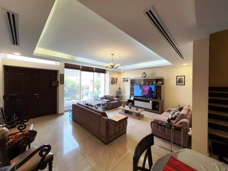 Brand New| 4-Beds+Maid's Townhouse| Private Garden