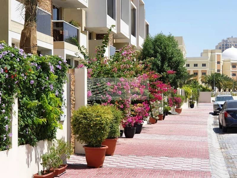 10 Brand New| 4-Beds+Maid's Townhouse| Private Garden