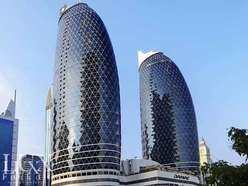 12 DIFC Specialist Fully Furnished Incredible Views 