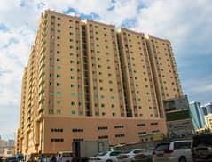Brand New Building Special offer for 1Bhk Flat in Rumailah 1 Building , Ajman. Spacious Flat with No Commission. Maintenance Free .