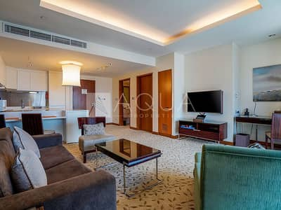 1 Bedroom Hotel Apartment for Rent in Downtown Dubai, Dubai - Luxury Hotel Apartment Fully Furnished | 1BR