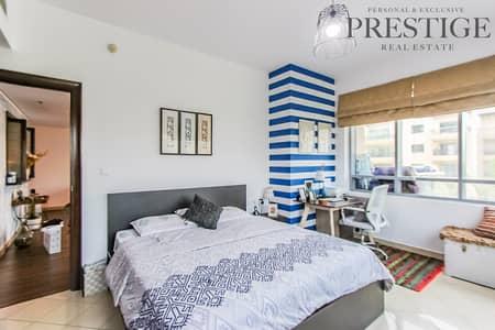 شقة 2 غرفة نوم للايجار في ذا فيوز، دبي - Golf Tower | 2 Bed | Lake View | Semi-Furnished