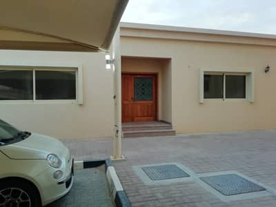 2 Bedroom Apartment for Rent in Shakhbout City (Khalifa City B), Abu Dhabi - For Rent In Shakhboot City Wonderful Two Bedroom An Extension With Huge Majlis,Private Entrance,Private one Car Parking