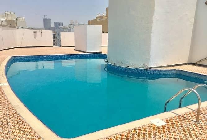 شقة في النهدة 2 غرف 44000 درهم - 4686851