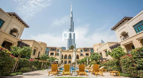 2 Bedroom Flat for Rent in Old Town, Dubai - Luxurious |