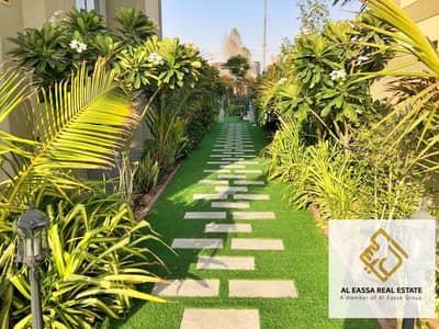 فیلا 5 غرف نوم للبيع في دبي لاند، دبي - Fully upgraded | Beautiful garden | Luxurious 5BR villa