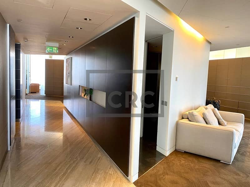 2 FULL FLOOR | FURNISHED | FULLY FITTED| 360 VIEW