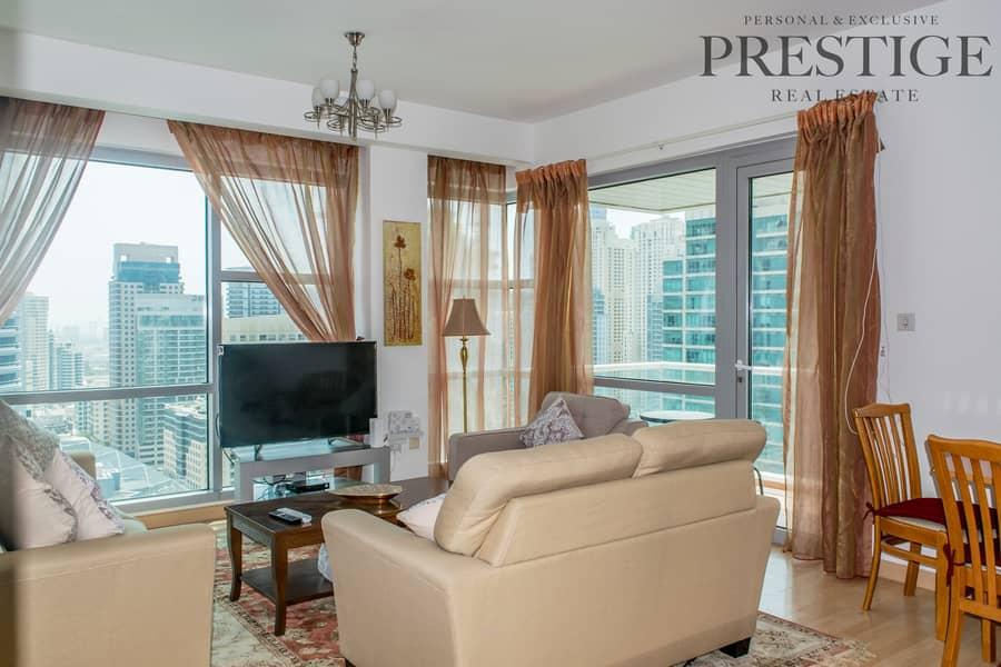 2 2 Bedroom | Furnished | High Floor